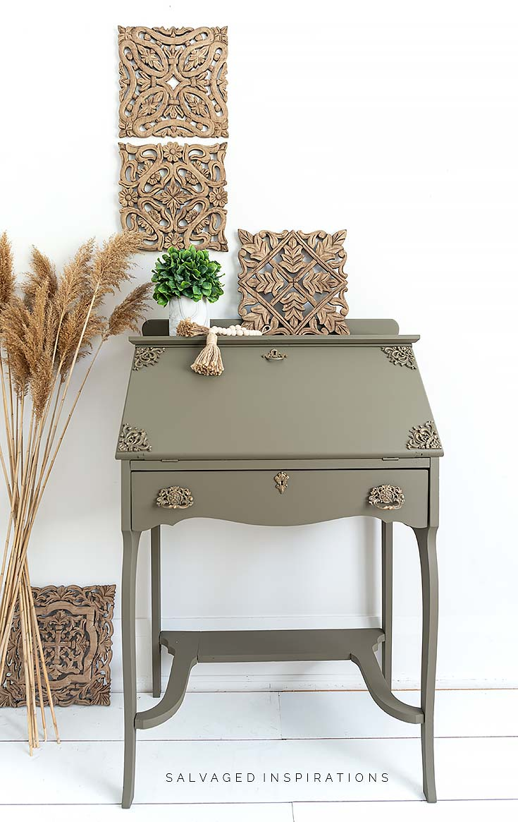 How To Create A Faux Wood Paint Finish