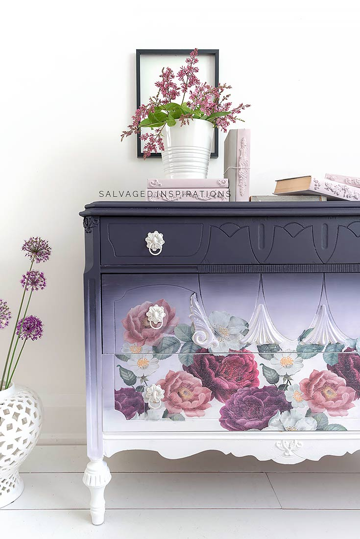 Painted Dresser Redo