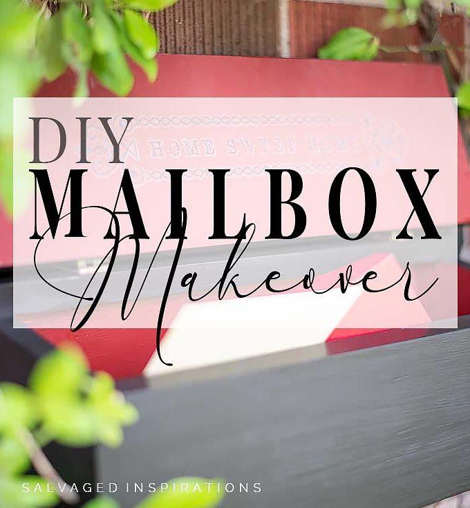 DIY Mailbox Makeover TxT
