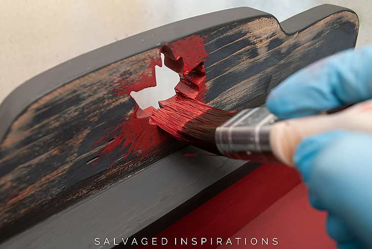 Painting Mailbox