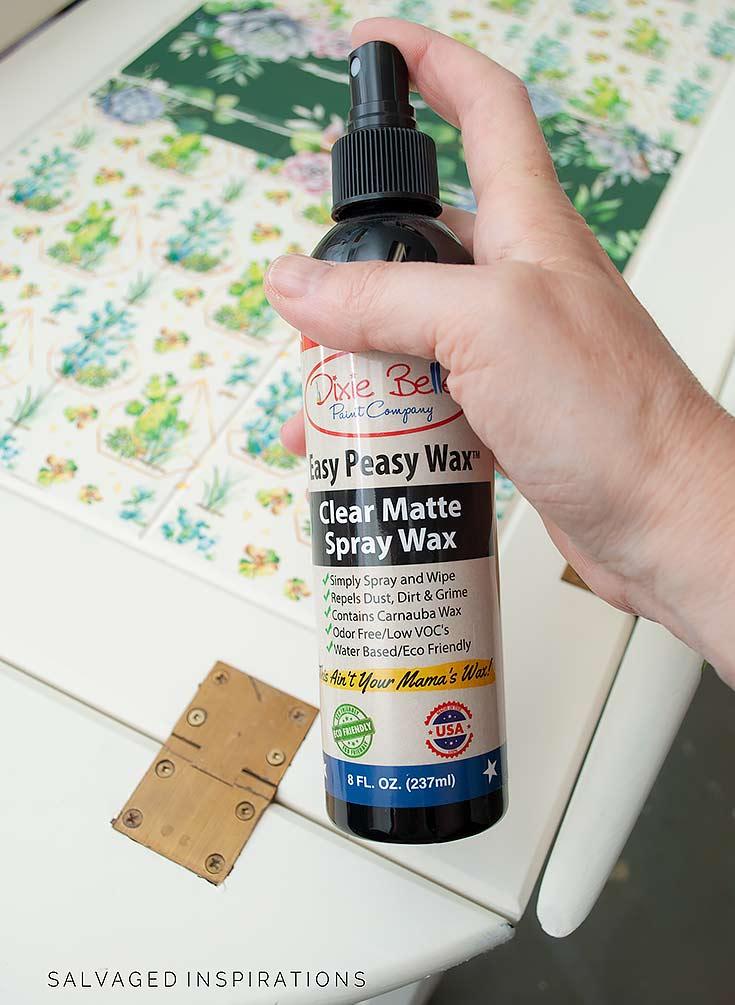 Spray On Wax