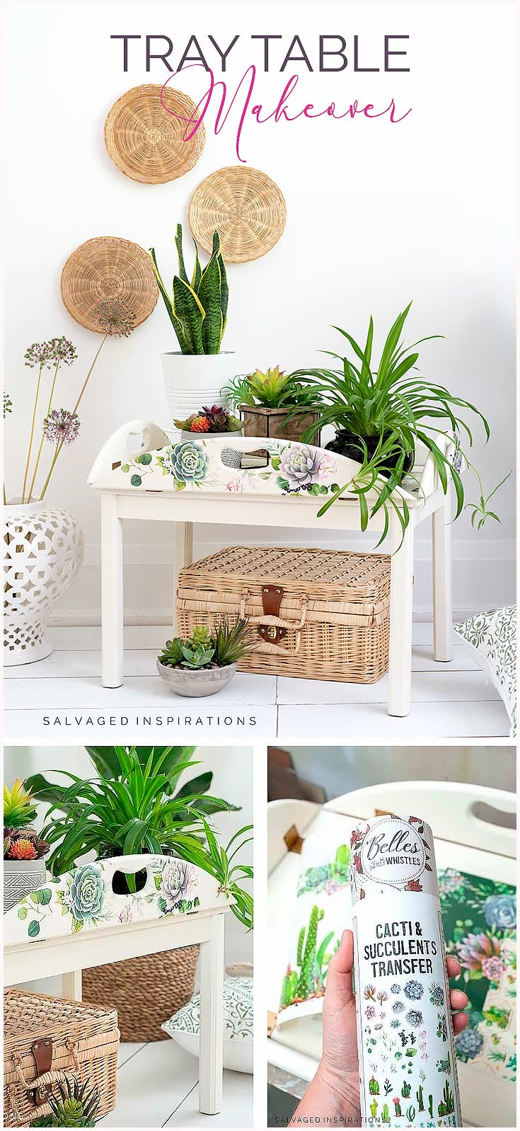 Tray Table Makeover PIN