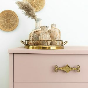Conch Painted Dresser