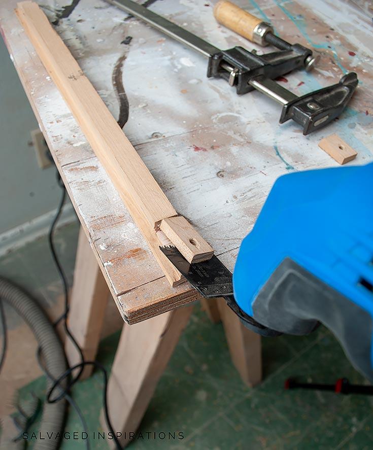 Fixing Drawer Rails