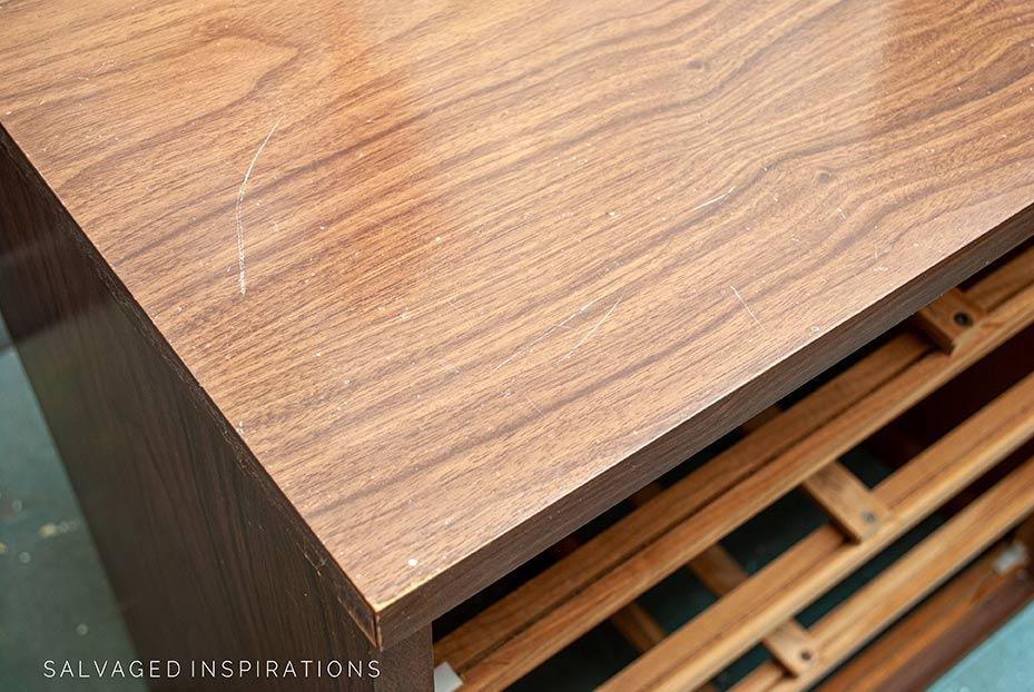 Melamine Dresser Top