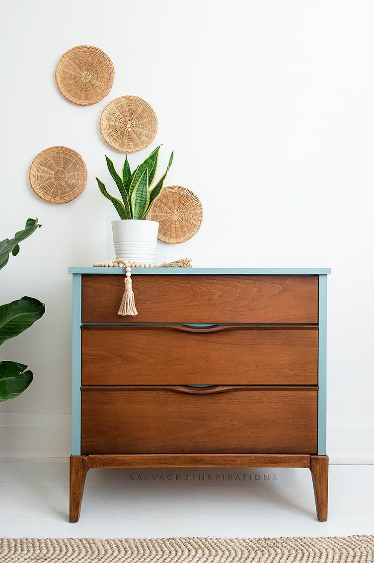 Mid Century Modern Dresser SI Blog