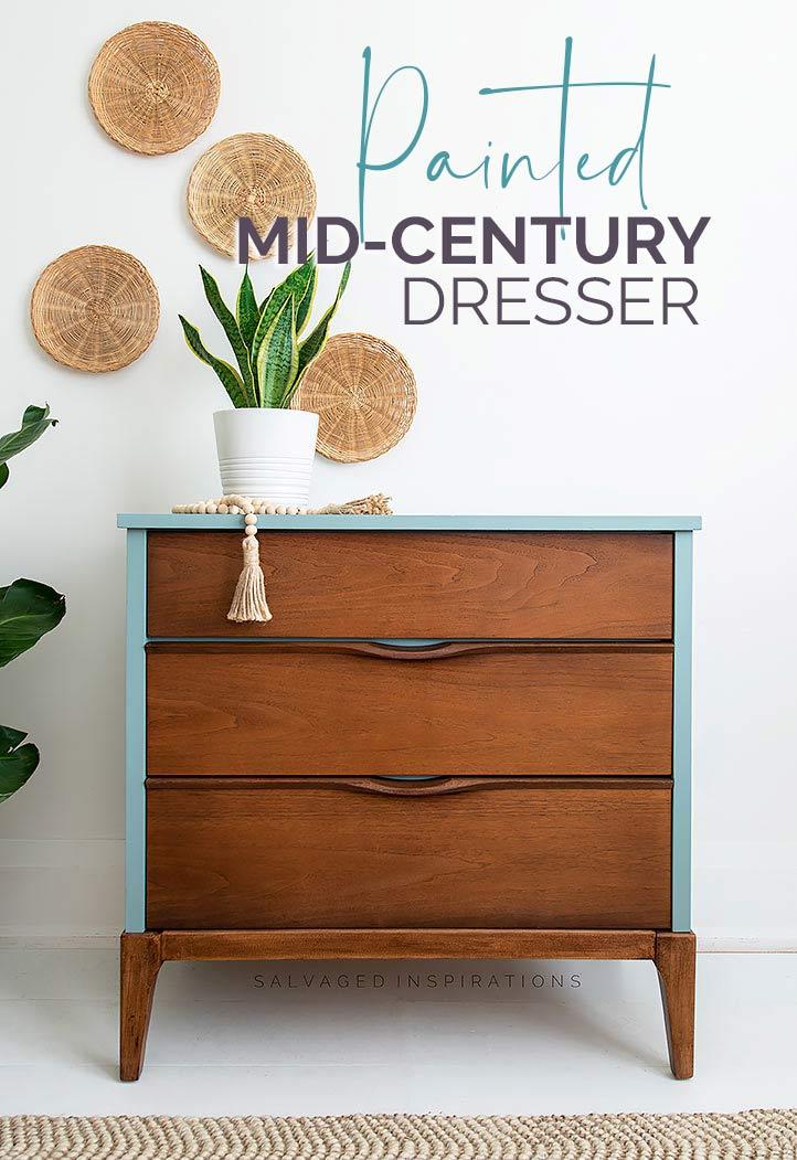 Mid Century Modern Dresser txt