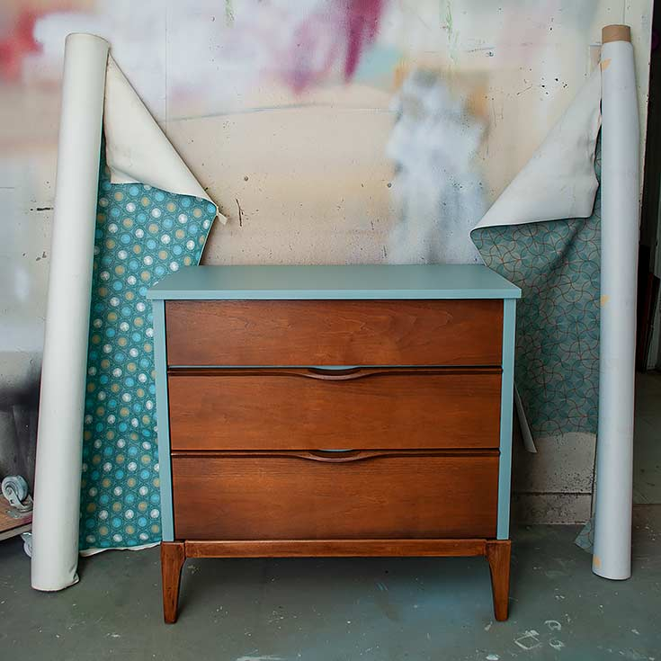 Picking Drawer Liner for MCM Dresser