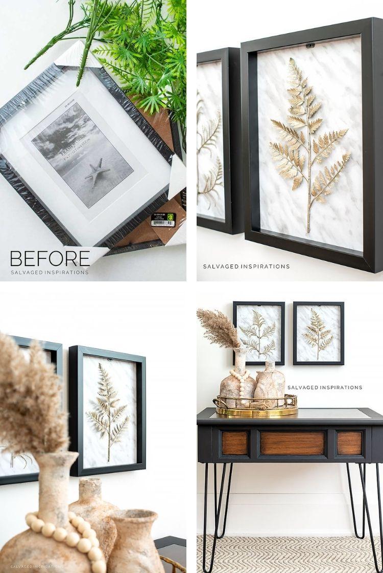 DIY Dollar Store Art Collage
