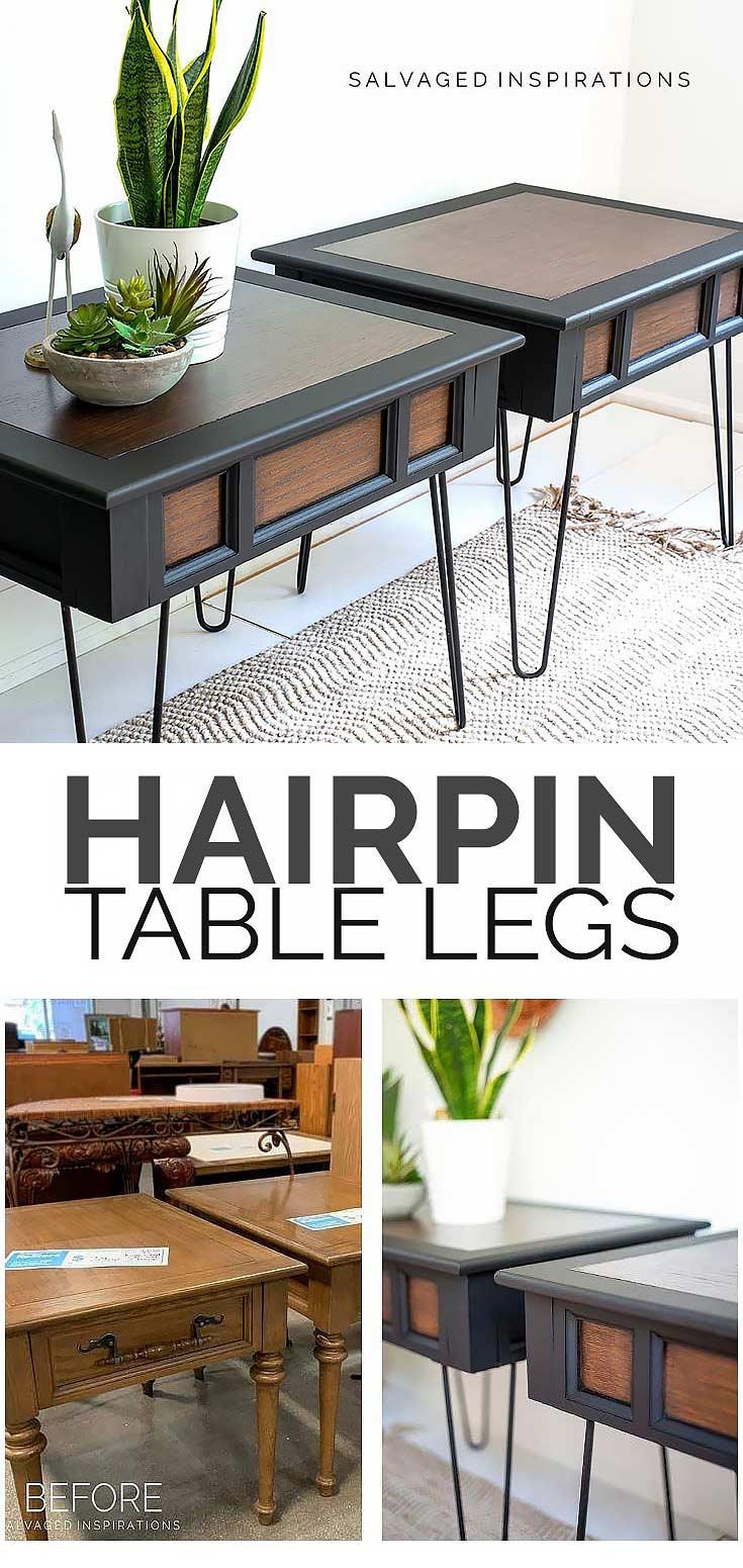Hairpin Table Legs PIN