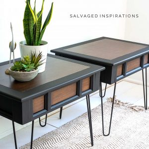 Twin Hairpin Table Set