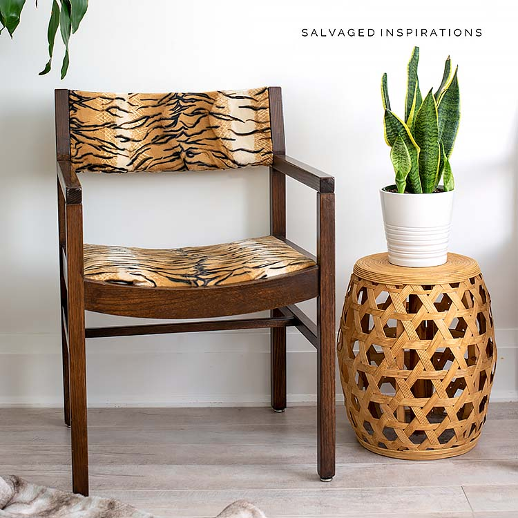 How To ReUpholster A Chair Seat IG