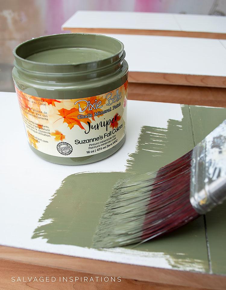 Juniper Suzanne's Fall Colors