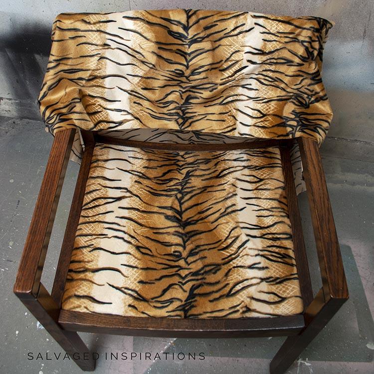 Matching Upholstery Fabric Pattern